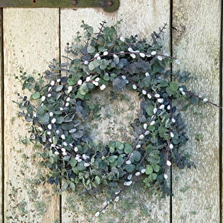 Everlasting Eucalyptus Wreath