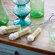 Vase Cleaning Brushes