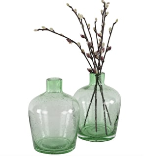 Bubble Bottle Vase