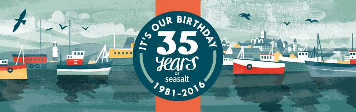 Help us celebrate our 35th Birthday!
