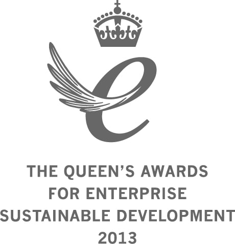 Seasalt winners of the Queens award for enterprise sustainable development 2013