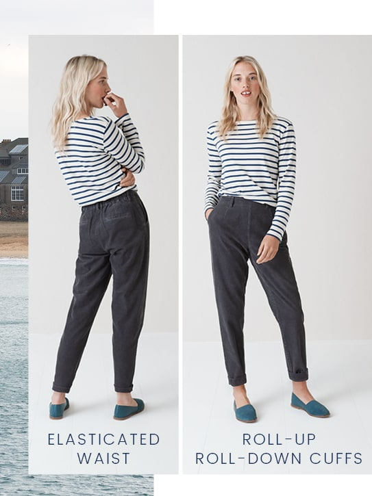 Tapered and Classic Trousers
