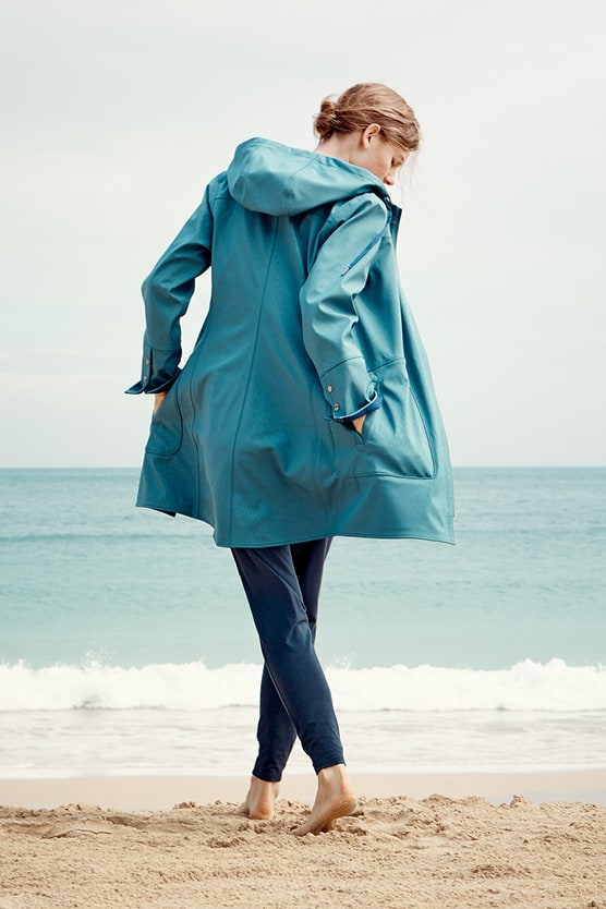 Seasalt Skimming Stones Coat