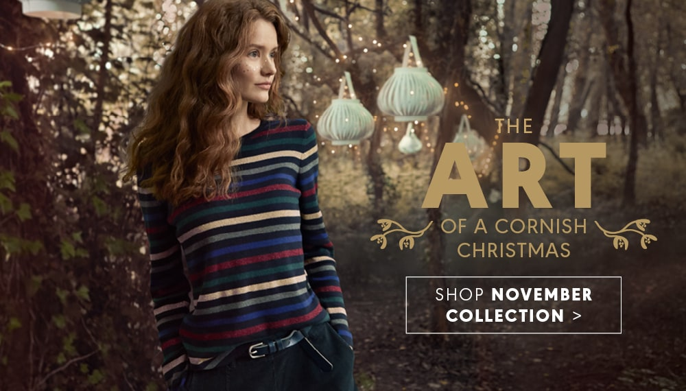 The Art of a Cornish Christmas, Shop the new collection