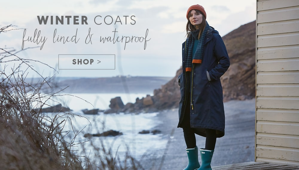 Lightweight Coats. That keep you dry