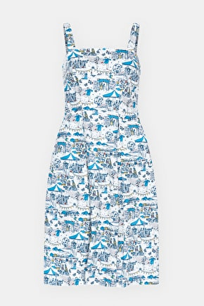 Boskerris Dress | Cotton summer dress | Seasalt