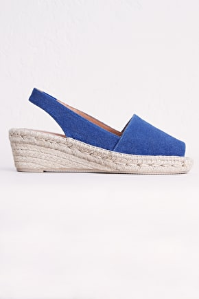Sunflower Field Espadrille