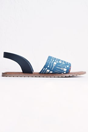 Santo Sandal, Comfy Leather Sandals