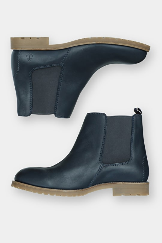 Rosie Boot | Leather Chelsea Ankle Boot | Seasalt