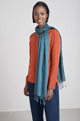 Sea View Scarf