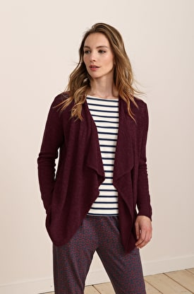 Raisin Cardigan