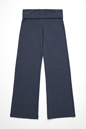 Easy Fit Wide Leg Trousers. Loungwear For Lazybones - Seasalt
