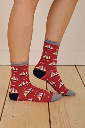 Womens Arty Socks
