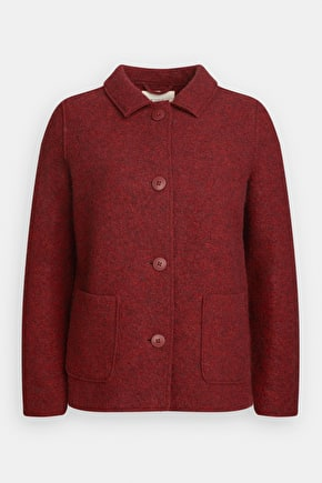 Stylish Winter Jacket. Breathable, Hardwearing Wool - Seasalt