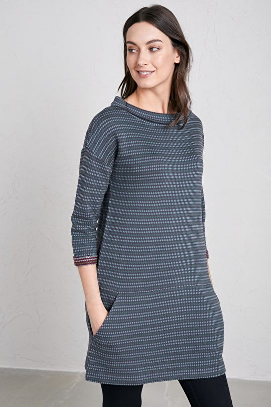Tidepool Sweater Tunic - Seasalt