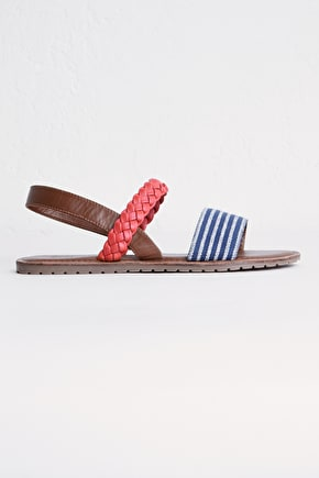 Summer Fete Leather Sandal - Seasalt