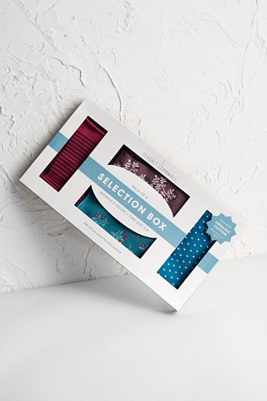 Brilliant Sock Selection Boxes. The Perfect Gift - Seasalt