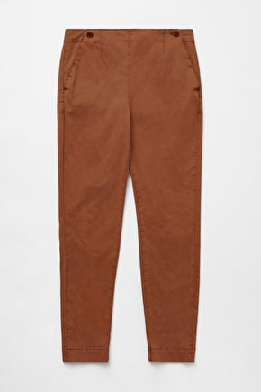 Charred Oak Trousers