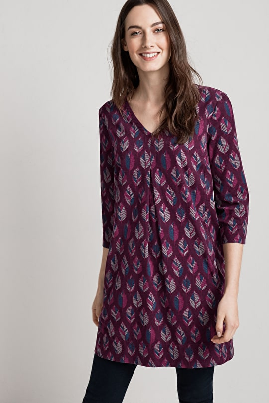 Peacock Lady Tunic