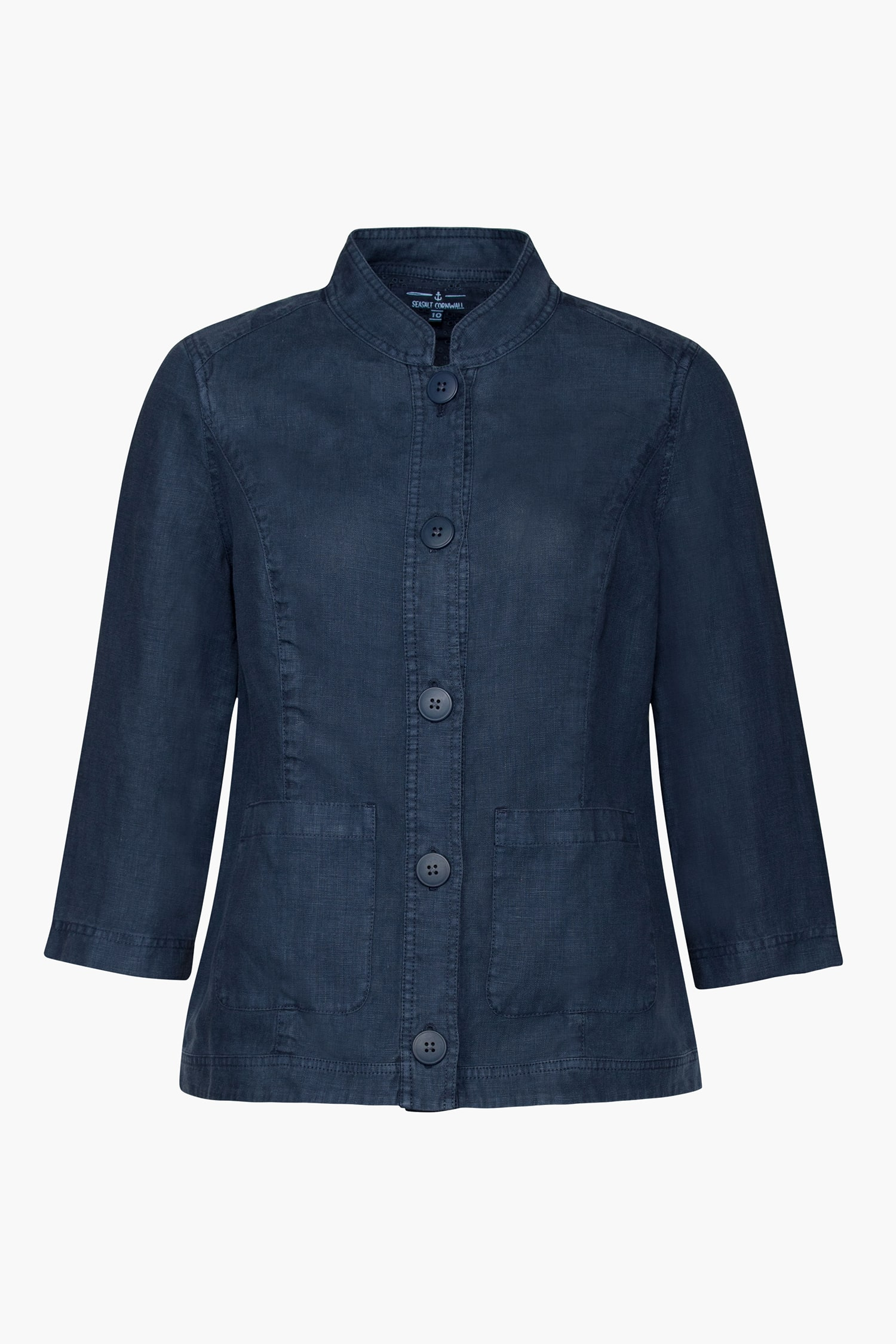 Bullfinch Jacket Women S Linen Jacket Seasalt