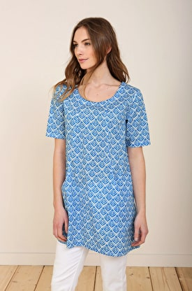 Papaya Tunic