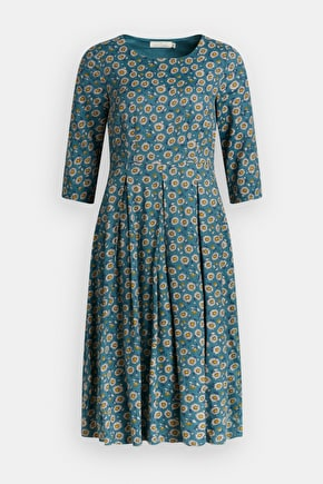 Trewinnard Dress, Midi Length Relax Fit - Seasalt Cornwall