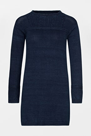 Mid Thigh Length Womens Jumper Dress, Embark Tunic - Seasalt