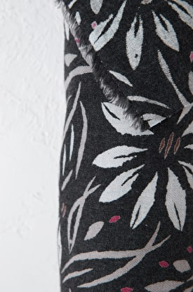 Printed Brushed Cotton Fabric