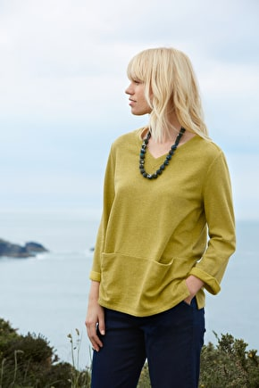 Lighthouse Keeper Sweatshirt, Soft Relaxed Jumper