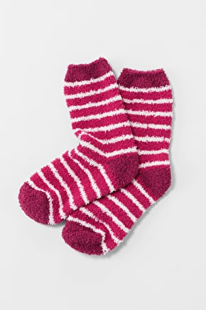 Fluffies Socks Short