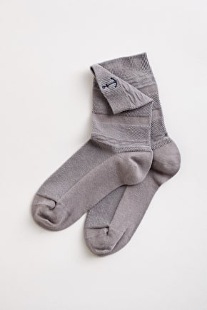 Commodore Socks, Super Soft Organic Cotton Socks - Seasalt