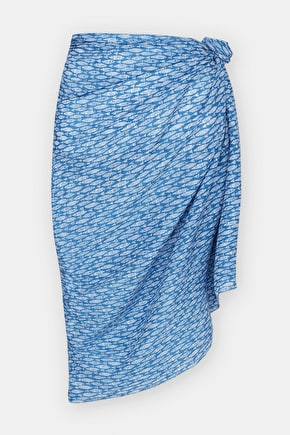 100% Cotton Sarong In Unique Prints - Seasalt