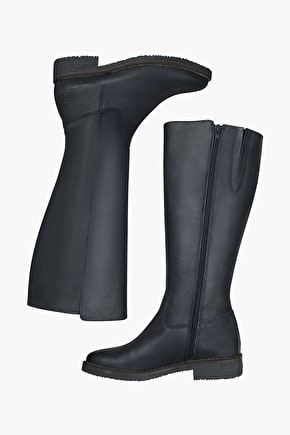 Fore Boot | Knee length leather boots | Seasalt
