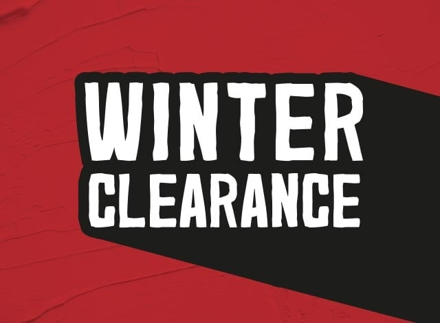 Shop All Winter Clearance