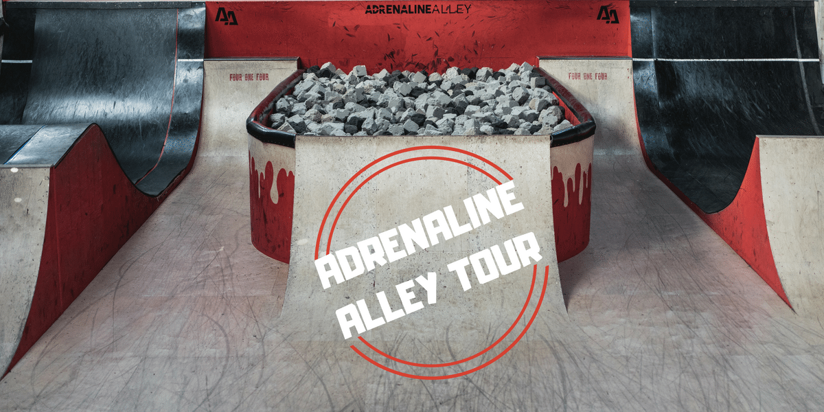 A Tour Around Adrenaline Alley