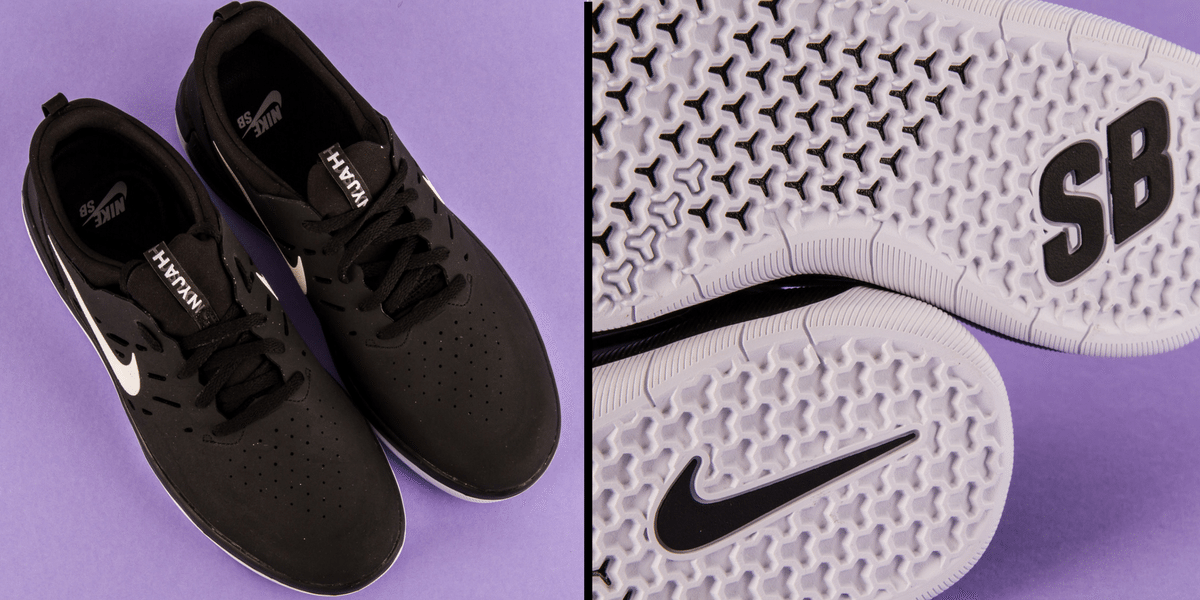 New in: Nike SB Nyjah Free Skate Shoe