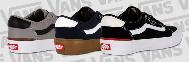 New in: Vans Chima Pro 2
