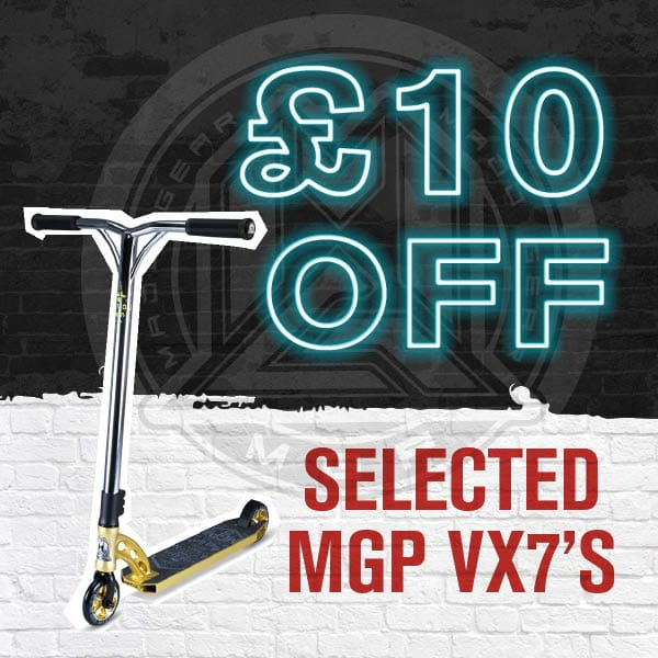 £10 Off Selected MGP Scooters