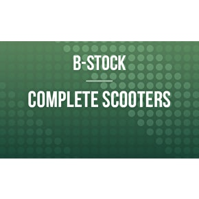 B-Stock Complete Scooters