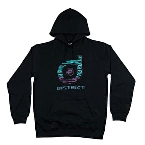 District Supply Co. Sketch Pullover Hoodie - Black