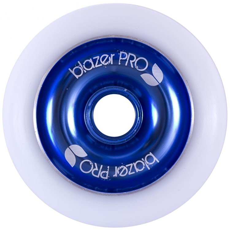 Blazer Pro Metal Core Scooter Wheel - 100mm - Blue