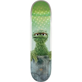 Globe G2 Sesame Street - Oscar The Grouch Skateboard Deck 8.25