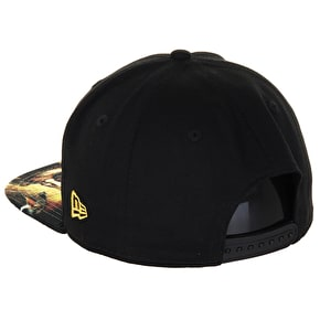 New Era Star Wars Scene Vize 9Fifty Cap - Black/Gold