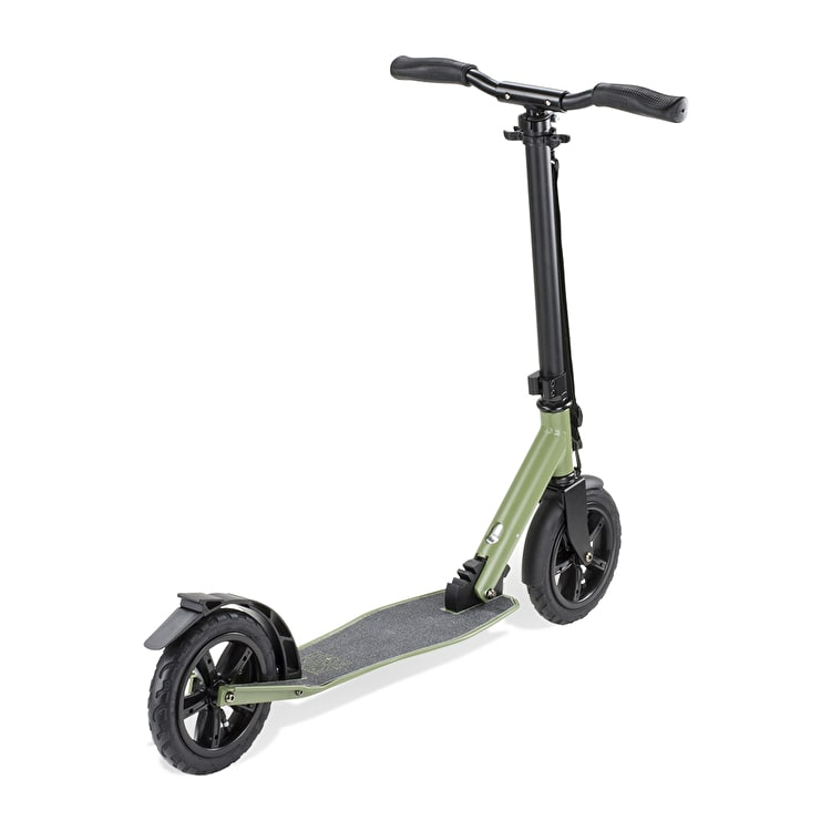 Frenzy 205mm Pneumatic Folding Scooter - Military