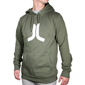 WeSC Icon Hoodie - Forest Green