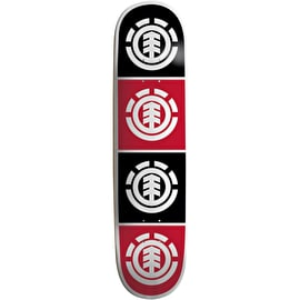 Element TWIG Quadrant Skateboard Deck - 7.3