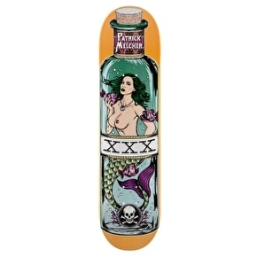 Death Mermaid Skateboard Deck - Melcher 8.5