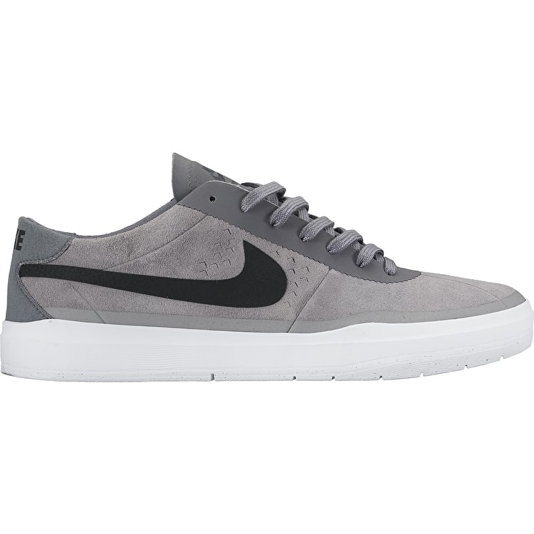 Nike SB Bruin Hyperfeel Shoes - Cool Grey/Black