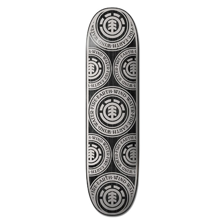 Element Skateboard Deck - 92 Seal Featherlight Veneer 8.25""