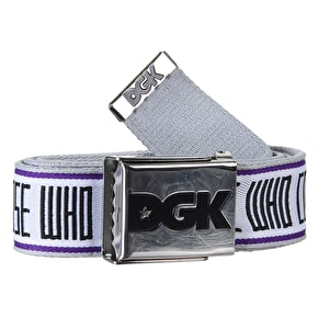 DGK From Nothing Belt - Grey